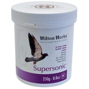 Hilton Herbs Supersonic