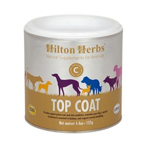Hilton Herbs Canine Top Coat