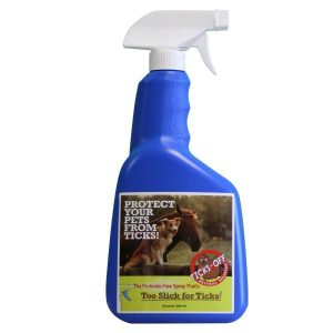 Hilton Herbs Ticks-Off Spray – 32 Oz
