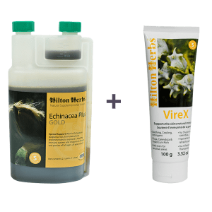 Hilton Herbs Saroids & Warts Bundle