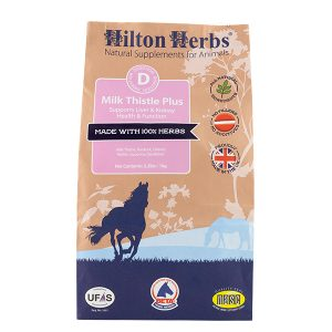 Hilton Herbs Milk Thistle Plus